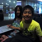 Famiglia a Dongli, Tianjin, China