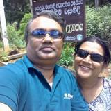 Hébergement chez Jagath à Kandy, Sri Lanka