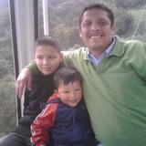 EcuadorSan Blas, Quito的房主家庭