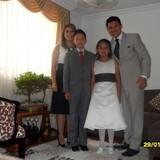 Família anfitriã em El Condado, QUITO, Ecuador