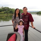 ThailandKanchanaburi的Orny寄宿家庭