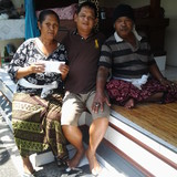 Host Family in Batuan, Gianyar, Indonesia