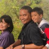 Homestay-Gastfamilie Bambang in Jimbaran, Indonesia