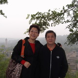 Host Family in 新城区, Xi'an , Shannxi, China