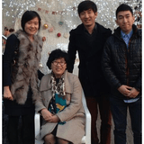 Host Family in ?, Seoul, South Korea