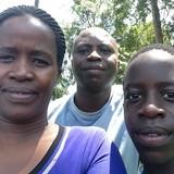 Gastfamilie in Masaka District Administration, Masaka Municipality, Uganda