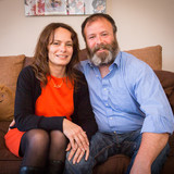 Homestay-Gastfamilie Liz & Mick in ,
