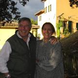 Familia anfitriona en Umbria, Spoleto PG, Italy