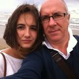 Homestay Host Family Roberto in Prato, Italy