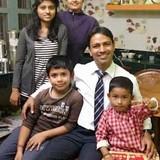 Homestay Host Family Bishnu in Pokhara, Nepal