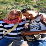 Homestay Host Family Abdoull in Agadir, Morocco