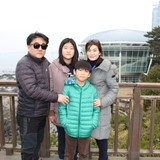 Host Family in Very Lively, Seoul, South Korea
