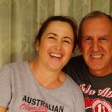 Familia anfitriona de Homestay Kevin en Mount Ousley, Australia