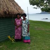 Host Family in Yasawas, Navotua, Fiji
