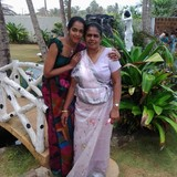 Famille d'accueil à Waterfield Drive, Nuwara Eliya, Srilanka, Sri Lanka