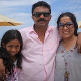 Familia anfitriona de Homestay Sanjaya en ,