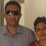 Famille d'accueil à Kandy, Peradeniya, Sri Lanka