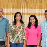 Famille d'accueil à Gampaha, Ganemulla, Sri Lanka