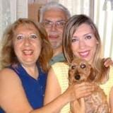 Familia anfitriona en Piazza Beccaria, Firenze, Italy