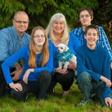 Famille d'accueil à Cloverridge, Surrey, Canada