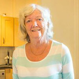 Homestay-Gastfamilie Carole in ,