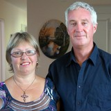New ZealandChristchurch的Vivienne & Mark寄宿家庭
