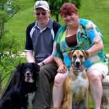 Família anfitriã em Preston area, Cambridge, Canada