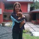 Família anfitriã Irma em Distrito Federal, Mexico