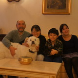 Host Family in Talenti, Rome, Italy