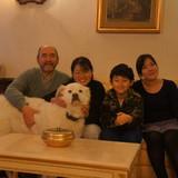 Familia anfitriona en Talenti, Rome, Italy