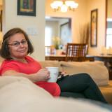 Família anfitriã Lida em Toronto, Canada