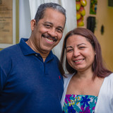 Familia anfitriona de Homestay Miriam y Sergio en ,