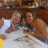 Família anfitriã em REMEDIOS, Remedios, Cuba