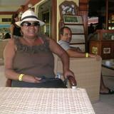 Família anfitriã em Ciudad, Trinidad, Cuba