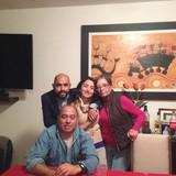 Familia anfitriona de Homestay Fernanda en Mexico city, Mexico