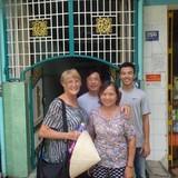 Familia anfitriona en Tien Giang province, Thành phố Mỹ Tho, Vietnam