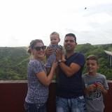 Famille d'accueil à Candelaria, Cuba