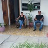 Gastfamilie in entronque , playa larga, cienaga de zapata, Cuba