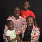 Família anfitriã em Langata , Nairobi, Kenya