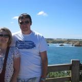 Familia anfitriona en Collaroy, Sydney, Australia