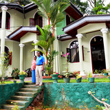 Sri LankaPilimathalawa, Kandy的房主家庭