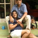 Hébergement chez Chamindri à Kandy, Sri Lanka
