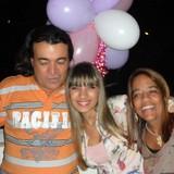 Família anfitriã em Mineirão, Pampulha, Aeroporto, Belo Horizonte, Brazil