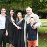 Famiglia a Ballybunion, Co. Kerry, Ireland