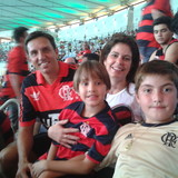 Familia anfitriona en Leme / Copacabana, Rio de Janeiro, Brazil