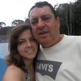 Família anfitriã osni tadeu de em curitiba, Brazil