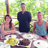 Famille d'accueil à Singaraja, Lovina, Indonesia
