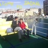 Familia anfitriona en Splitska 8B/1, Zadar, Croatia