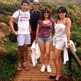 Familia anfitriona de Homestay Damian en Cumbaya, Ecuador