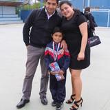 Host Family in Playa Ancha, Valparaíso, Chile